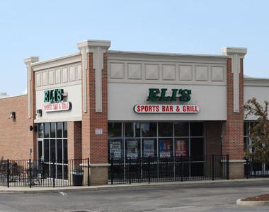 Eli's Sports Bar & Grill Exterior