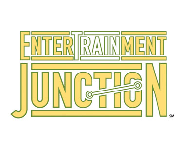 EnterTRAINment Junction West Chester, Ohio Logo