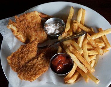 Fish and Chips Canal House Middletown