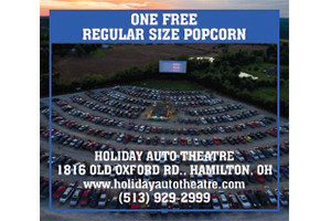 Holiday Auto Theatre Coupon 2019