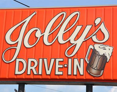Jolly's Drive-In Hamilton, Ohio