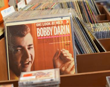 Main Street Vinyl Bobby Derrin record