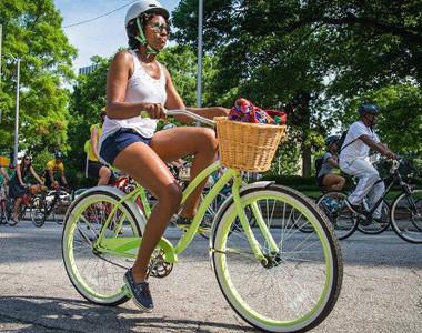 Great Miami Riverway biking