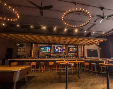 The Roosevelt Room bar area