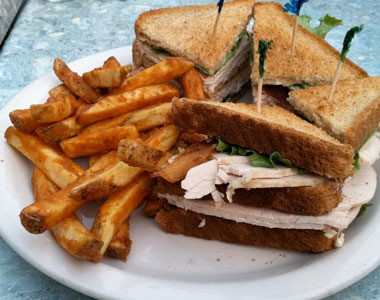 Sandwich - The Draft Bar and Grille Liberty Township