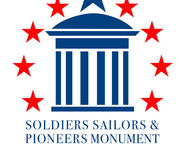 Soldiers, Sailors and pioneers logo