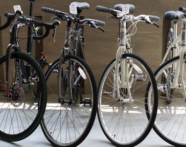 Bicycles from Spoken
