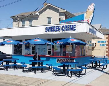 Sweden Creme Ice Cream