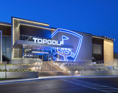 Topgolf West Chester Exterior