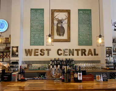 West Central Wine bar