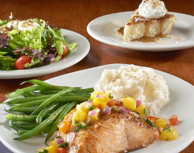 Bonefish Grill Meal West Chester