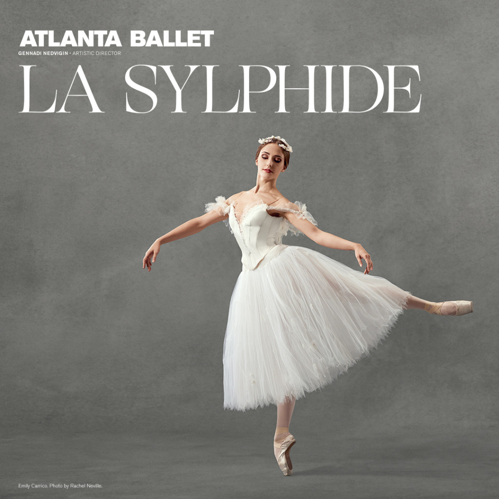 Save 20% on select tickets to La Sylphide presented by the Atlanta Ballet