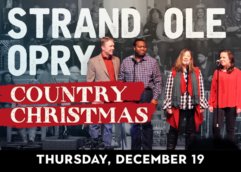 20% Off Strand Ole Opry's Country Christmas