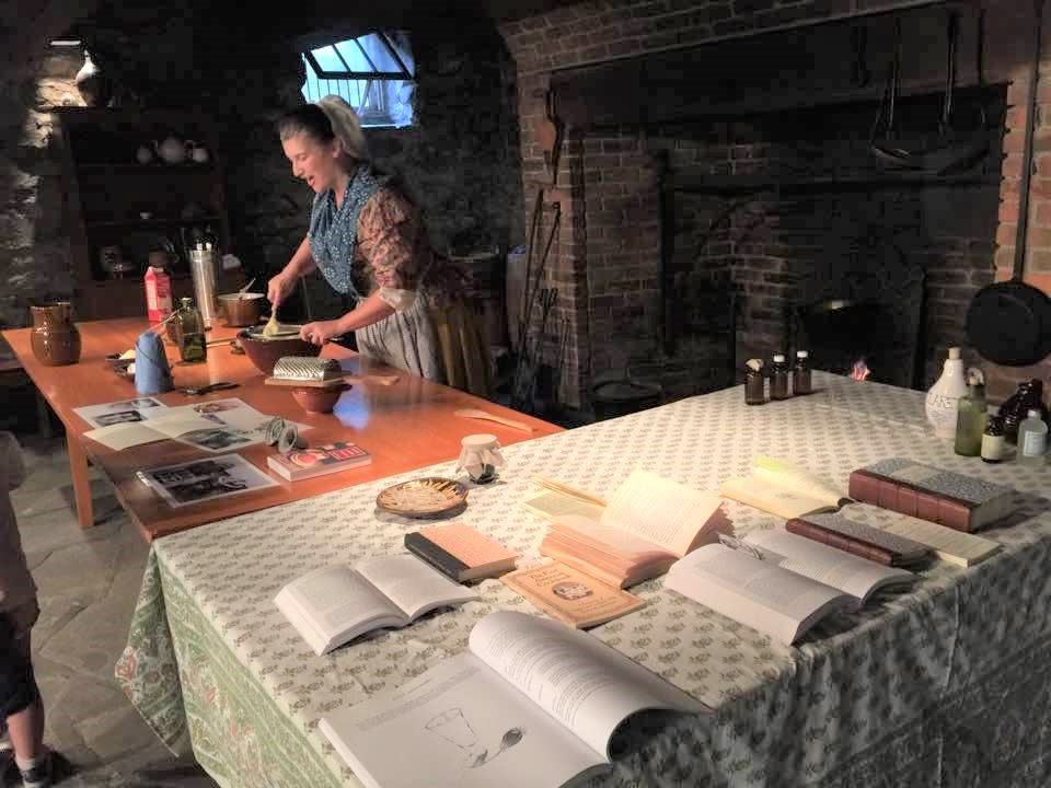 Palatine Cooking Day at Clermont State Historic Site