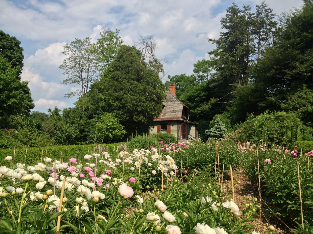 Garden Tours at Locust Grove Estate in Poughkeepsie