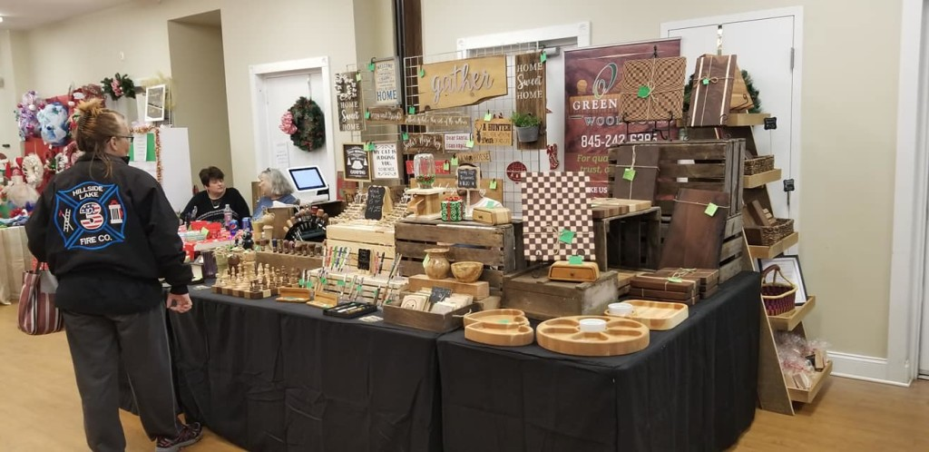 Green Ridge Woodworks Holiday Craft Boutique