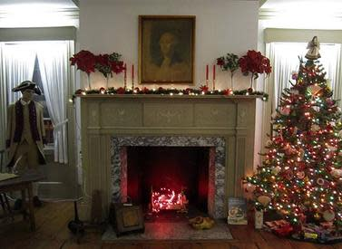 Holiday Open House at Van Wyck Homestead Museum