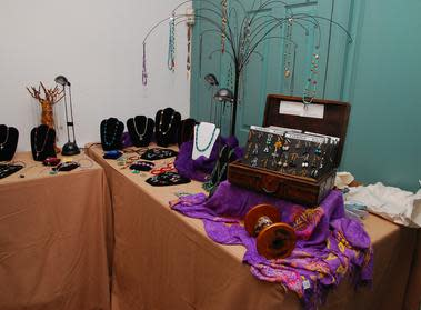 The Craft Boutique at the Van Wyck Homestead Museum