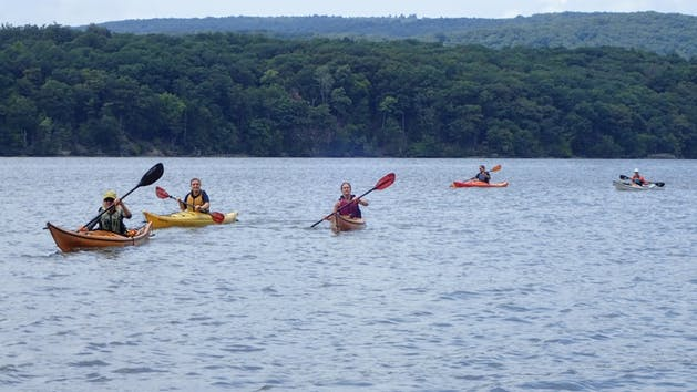 Atlantic Kayak Tours - Norrie Short Tour