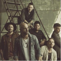 Chris Daughtry at the 174th Dutchess County Fair