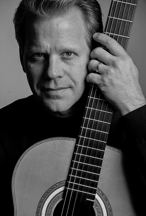 """A Day in December"" Guitarist & Composer David Temple at The Center for Performing Arts Rhinebeck"