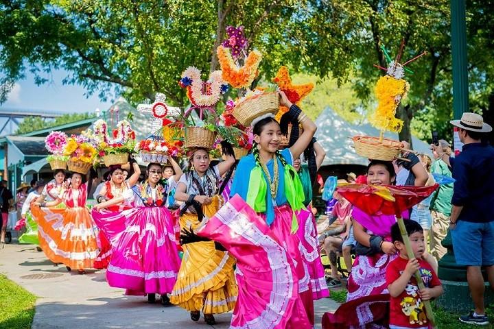 "Cancelled: 12th Annual ""La Guelaguetza"" Festival in Poughkeepsie"