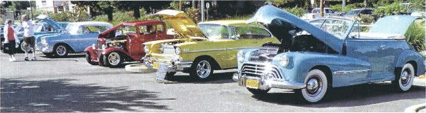 Pleasant Valley Lions Club 11th Annual Car Show