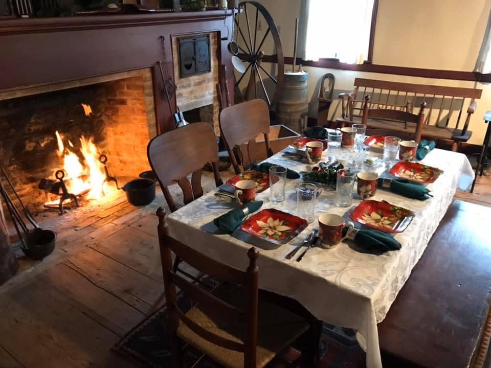 Brinckerhoff Historic Site/East Fishkill Historical Society Hosts Annual Christmas Open House
