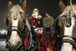 East Fishkill Annual Christmas Tree Lighting Ceremoney