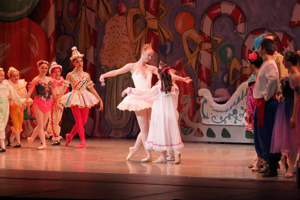 New Paltz Ballet: The Nutcracker at The Bardavon Opera House - Sensory Sensative Performance