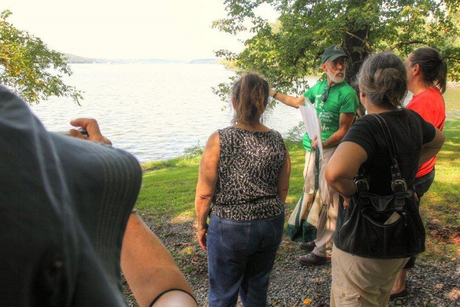 """Guided Landscape Walk - Hudson Valley Ramble Event"" at Staatsburgh State Historic Site"