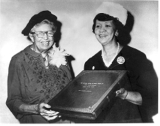"""Eleanor Roosevelt and the Fight for Civil Rights"" Talk at FDR Presidential Library & Museum"