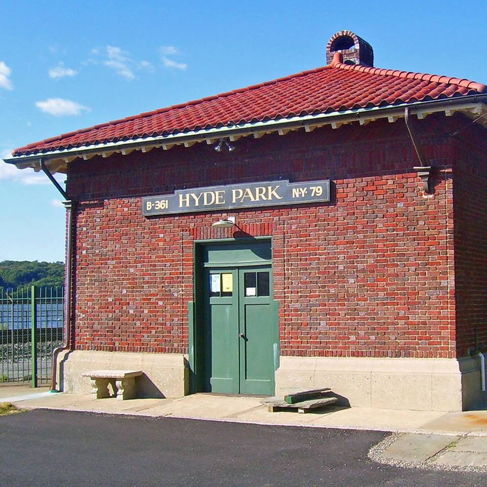 Halloween Ghost Train Night at Historic Hyde Park Railroad Station!