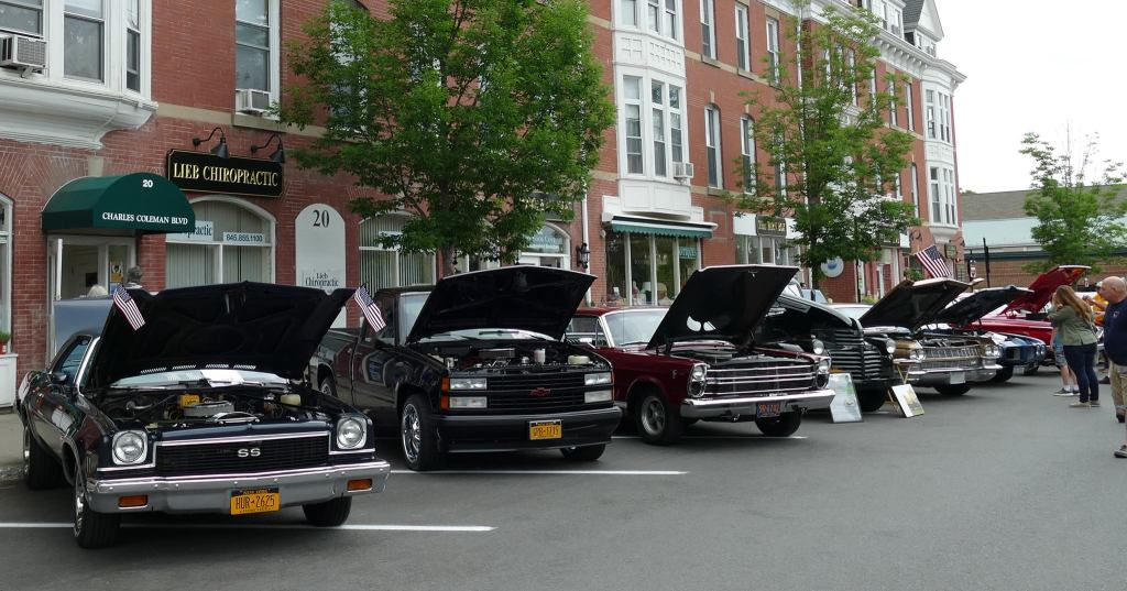 Annual Car Show in the Village of Pawling