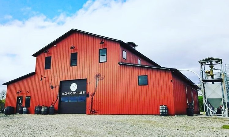Double Barrel Maple Bourbon Release Party at Taconic Distillery