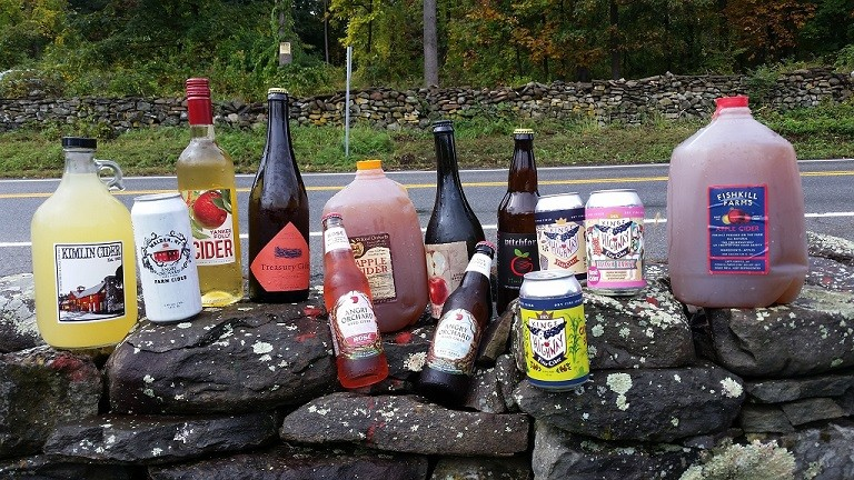 Kimlin Cider Mill Annual Old Fashioned Cider Tasting