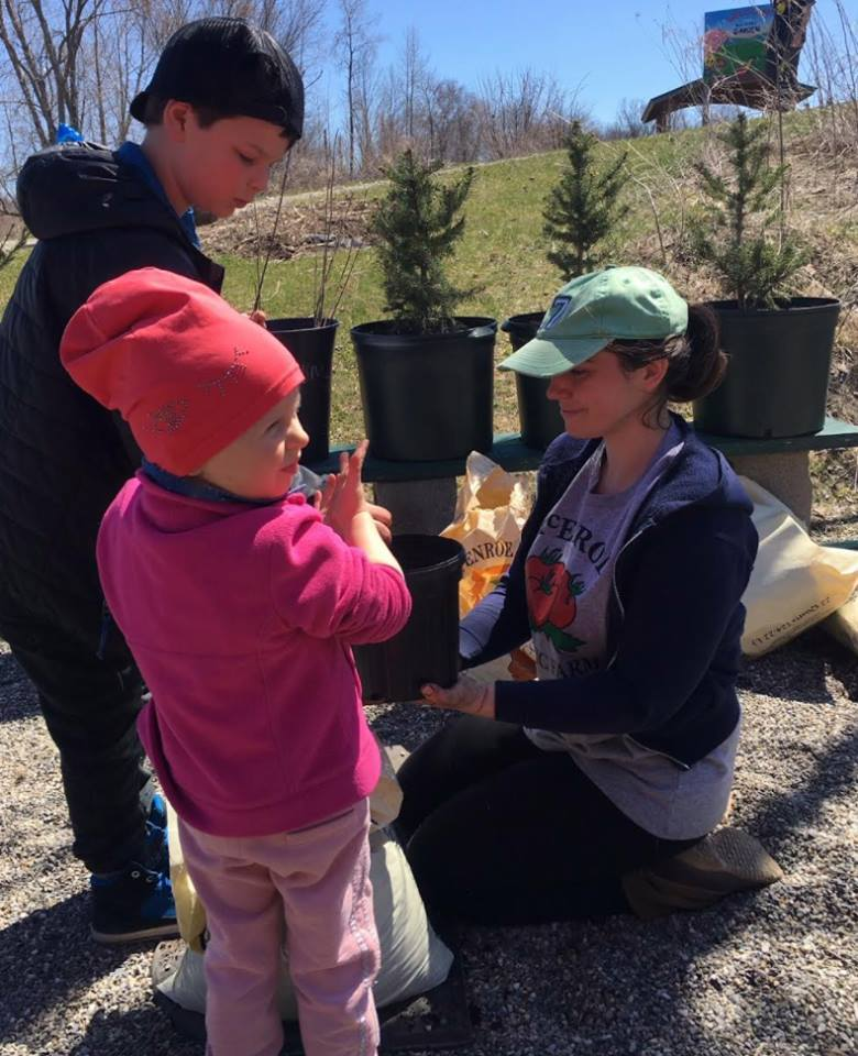 McEnroe Farm Hosts Earth Day Festival