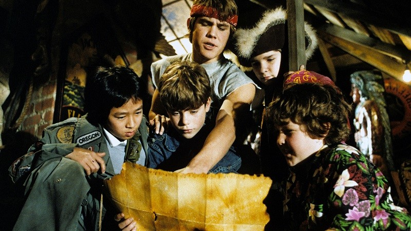 "Bard College:  Outdoor Montgomery Place Film Series """"The Goonies"""