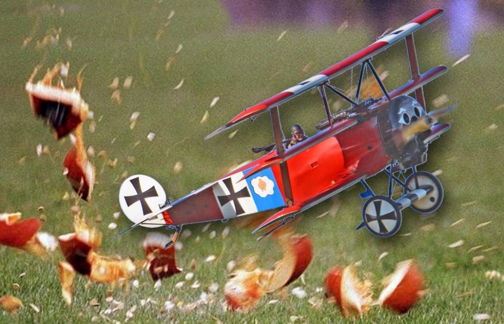 Old Rhinebeck Aerodrome Museum - Fall Festivals - Pumpkin Bombing