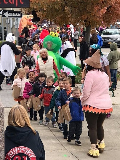 Halloween Parade - Village of Fishkill