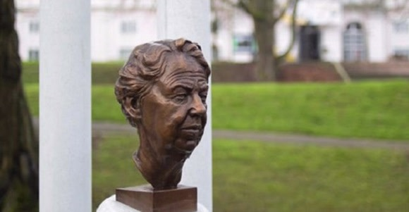 "Eleanor Roosevelt ""Small Places"" Commemoration in Tivoli All Weekend"