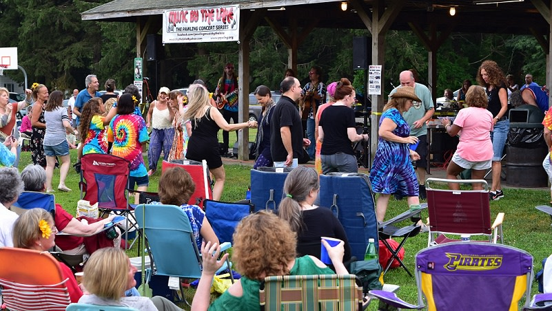 Pawling Music By The Lake Summer Music Festival