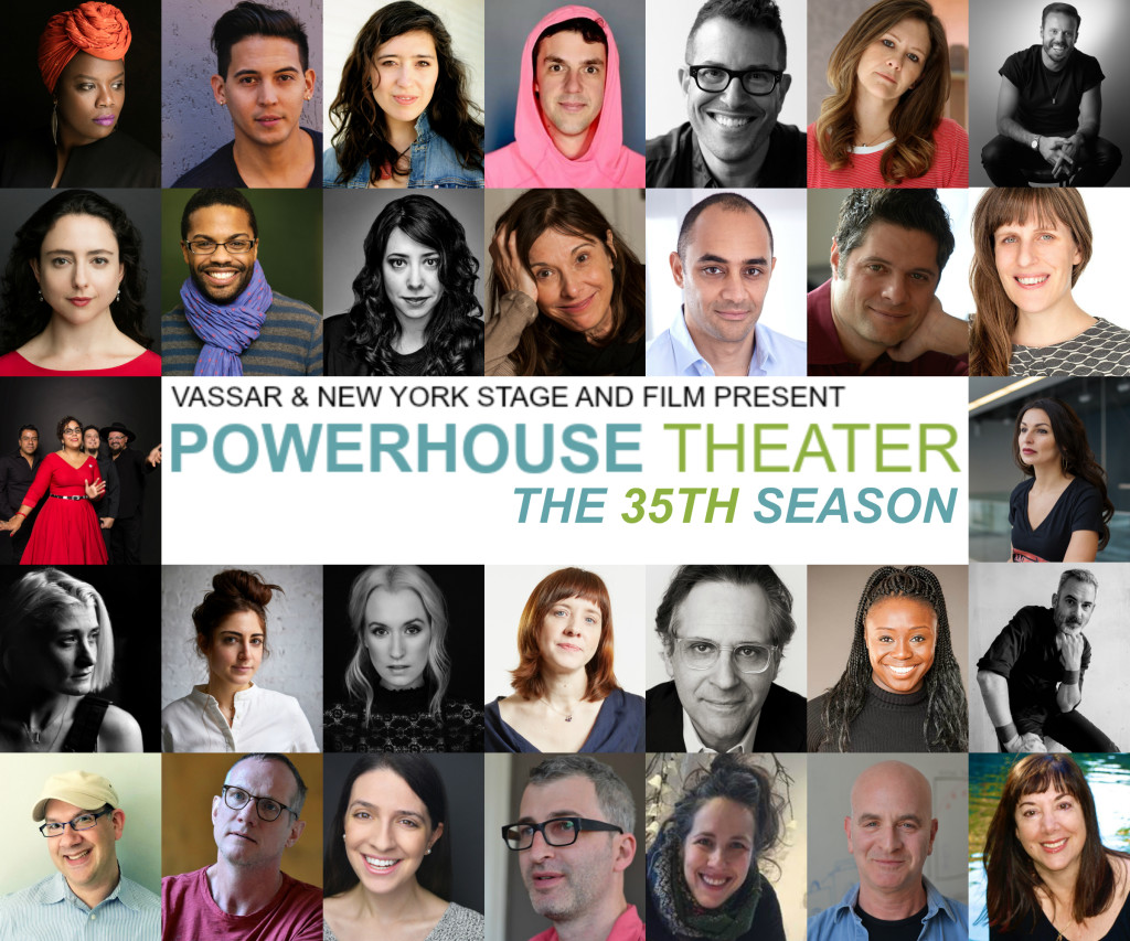 Vassar & New York Stage and Film Present the 35th Powerhouse Theater Season!