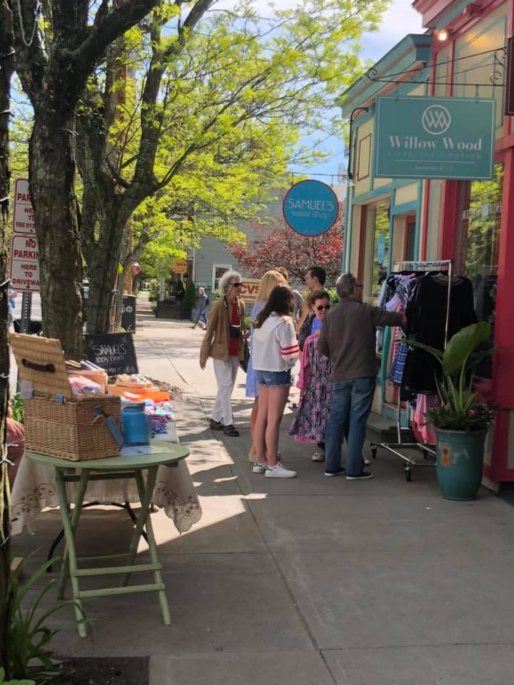 Rhinebeck Annual Summer Sidewalk Sale 2019