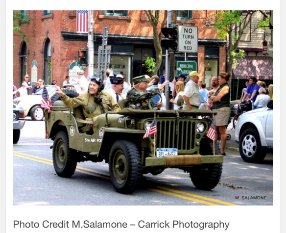 Rhinebeck Memorial Day Ceremony and Parade