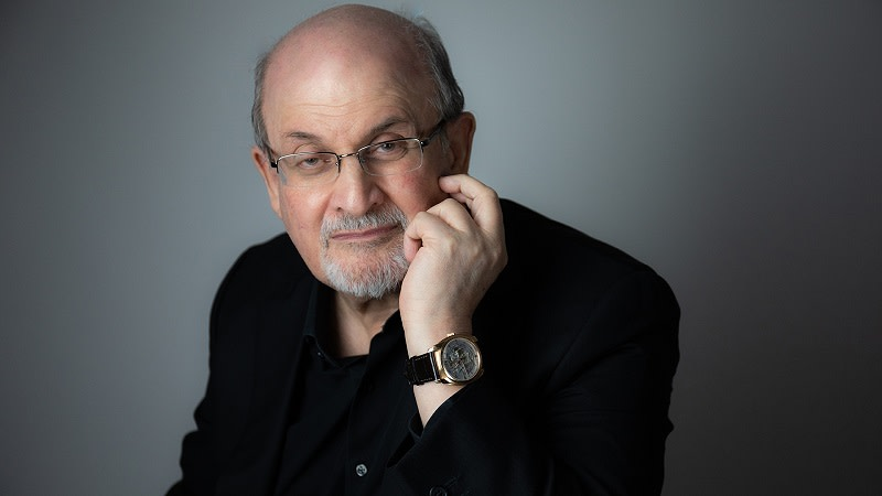 Salman Rushdie: Quichotte Hosted by Fisher Center and Oblong Books & Music