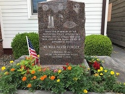 Village of Fishkill 9/11 Remembrance Ceremony