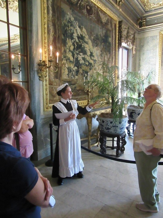 """A Life in Service Tour"" at Staatsburgh State Historic Site"