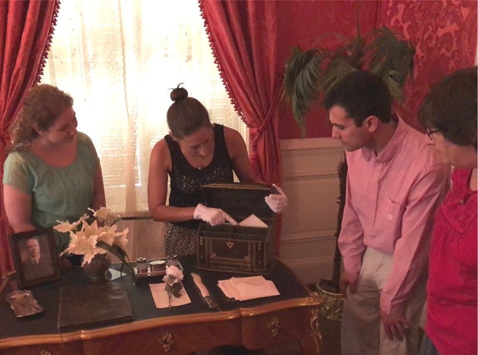 A Closer Look:  A Curator Guided Exploration of  Staatsburgh State Historic Site