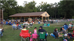 Summer Concert Series at Greenvale Park
